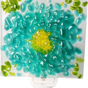Aqua Handcrafted Night Light